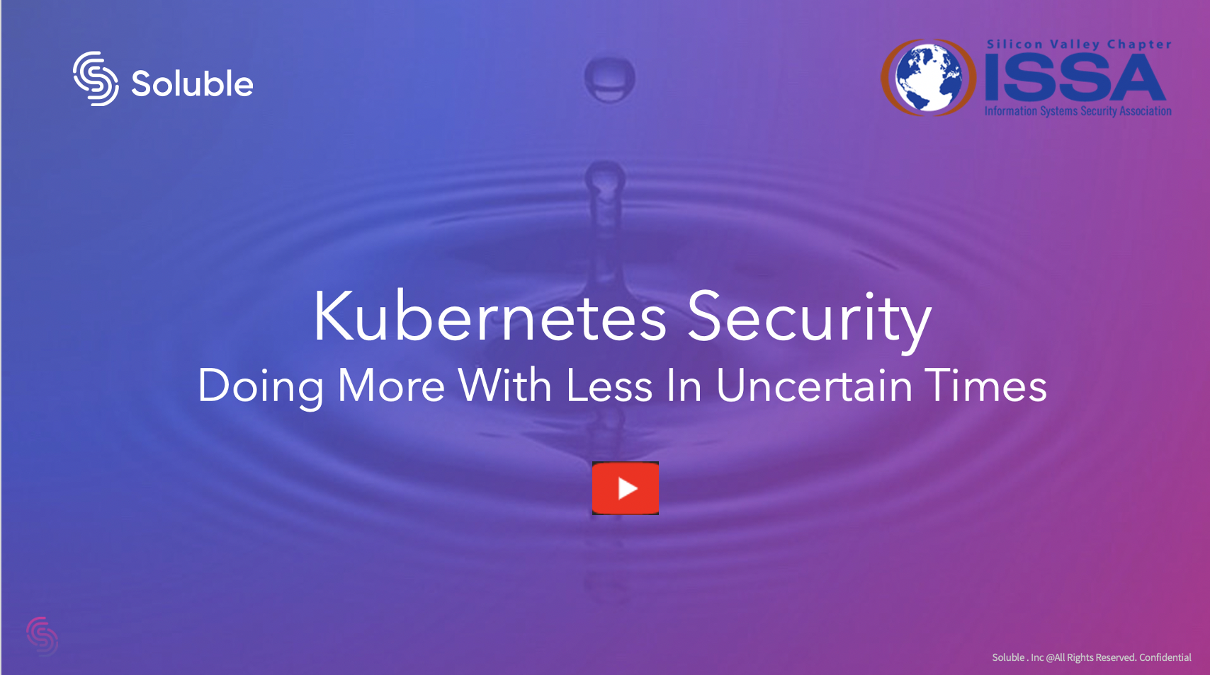 Kubernetes Security Doing More with Less