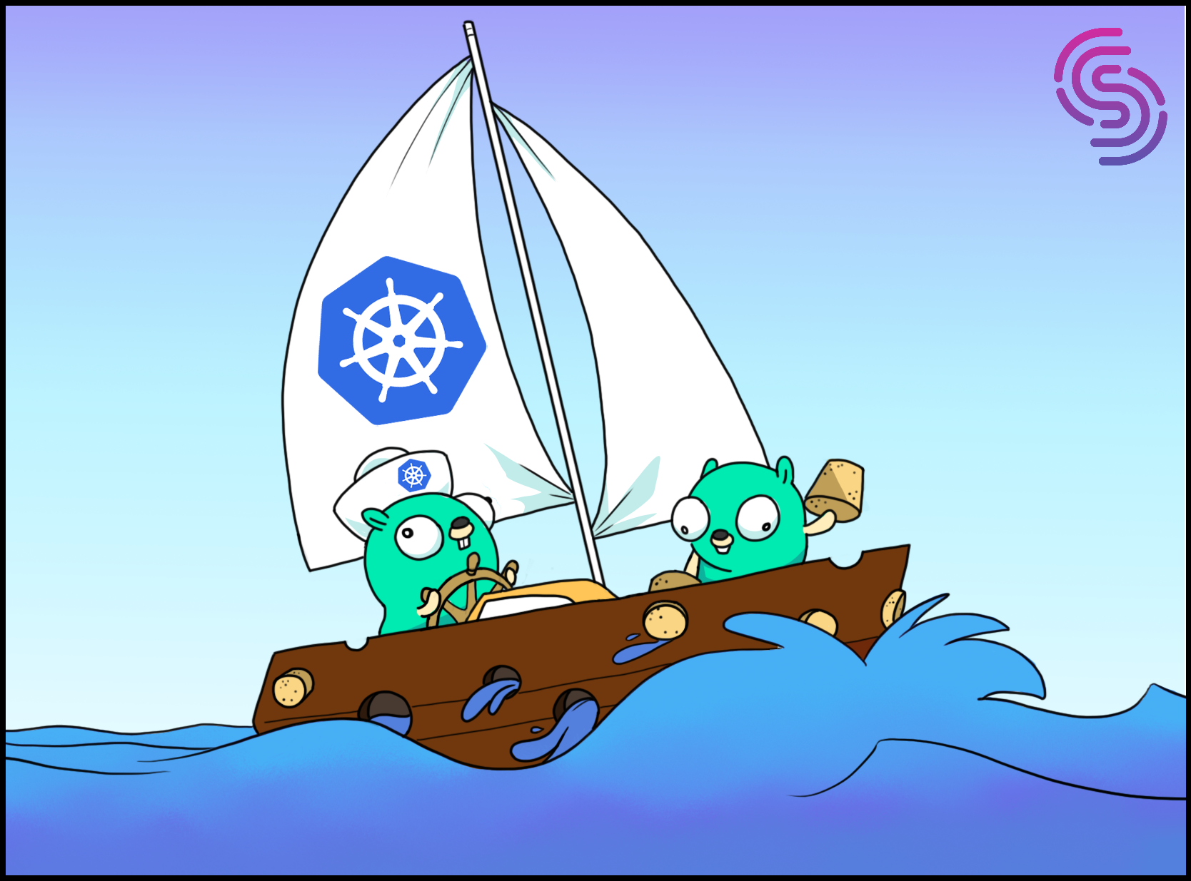 Keeping a Kubernetes cluster afloat